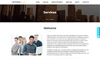 Site para administradora de condomínios :: Página Personalizadas