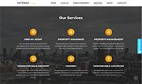 Site para administradora de condomínios :: Serviços
