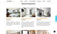 Site para arquiteto :: Projetos