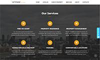 Site para arquiteto :: Serviços