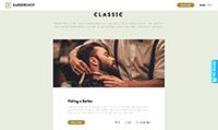 Site para barbearia :: Portfólio