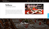 Site para bares :: Página Personalizadas