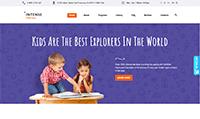 Site para berçário :: Página Personalizadas