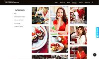 Site para buffet :: Página Personalizadas