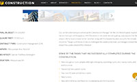 Site para construtora :: Página de clientes