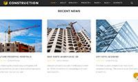 Site para construtora :: Página personalizadas