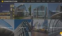 Site para construtora :: Página de casos