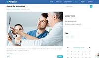 Site para corretora de saúde :: Blog