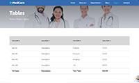 Site para corretora de saúde :: Planos