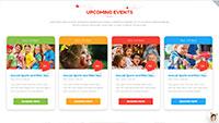 Site para creche :: Atividades