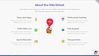Site para creche :: Página Personalizadas