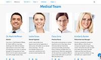 Site para dentista :: Dentistas