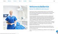 Site para dentista :: Página Personalizadas