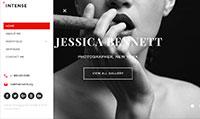 Site para fotografo :: Página Personalizadas