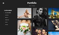Site para fotografo :: Portfolio