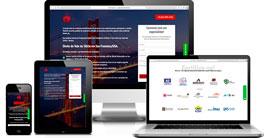Criação de site :: Agência Fertil