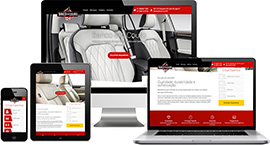 Criação de site :: Bancos em Couro
