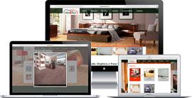Criação de site :: Casa do Piso