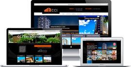 Criação de site :: CCI Campolina