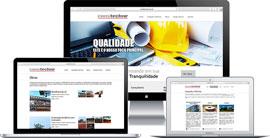 Criação de site :: Constechne