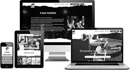 Criação de site :: Em Casa Saudável
