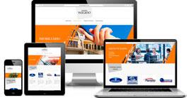 Criação de site :: Grupo W Egido