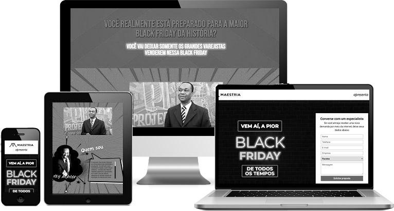 Criação de site :: Maestria Business