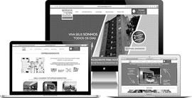 Criação de site :: Morada da Serra