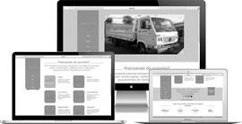 Criação de site :: RJ Transporte