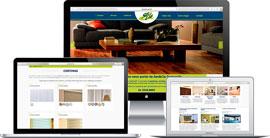 Criação de site :: San & Cia