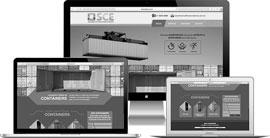 Criação de site :: SCE Container