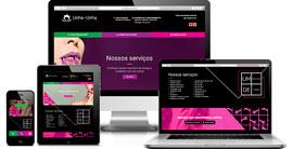 Criação de site :: Unha por Unha