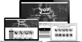 Criação de site :: Vermatti