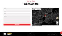 Site para hamburgueria :: Unidades