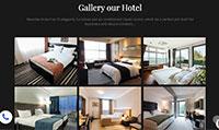 Site para hotel :: Estrutura