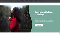 Site para igreja :: Página Personalizadas