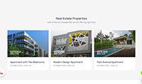 Site para imobiliária :: Imóveis