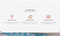 Site para imobiliária :: Serviços