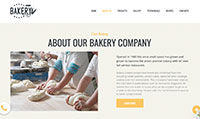 Site para padaria :: Institucional