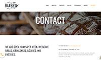 Site para panificadora :: Encomenda