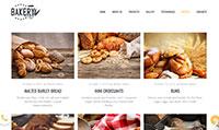 Site para panificadora :: Produtos