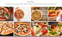 Site para pizzaria :: Galeria