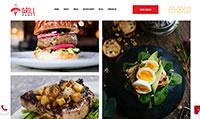 Site para restaurante :: Galeria