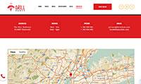 Site para restaurante :: Unidades