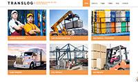 Site para transportadora :: Serviços
